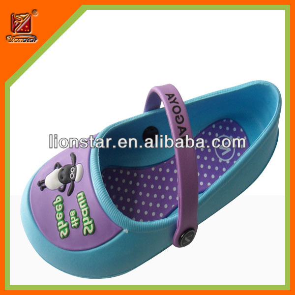 2014 Lovely Cartoon Style Ballet Clog