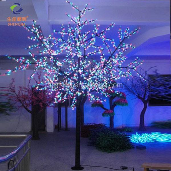 barato impermeable decoracin al aire libre iluminado pre venta de rboles de navidad