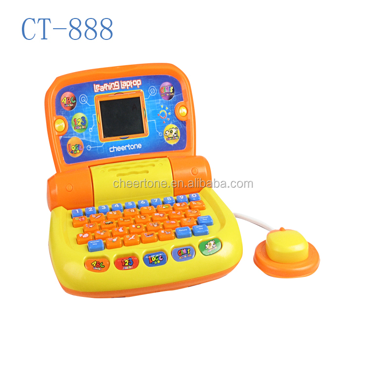 Electronic toy english and arabic educational tablet pc ,kids learning latop