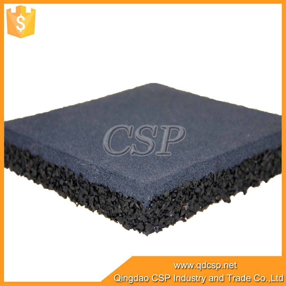 높은 품질 좋은 탄성 저렴한 체육관 고무 바닥 매트-고무 바닥재 ...