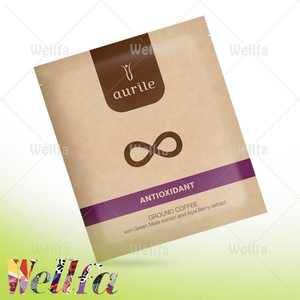 Custom printing Ground Coffee Packaging Bag, Coffee Sachet for Promotion