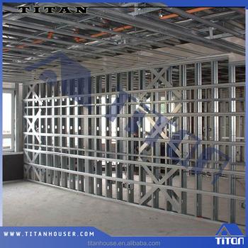 interior metal framing. Cold Formed Steel Framing For Interior Wall Metal I