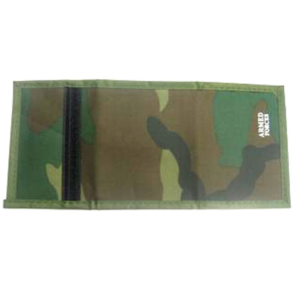 Cheap Boys Lovely Design Army Style Folding Wallet