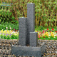 Magic Granite Decoration Stone Wall Water Holley Fountain Eve