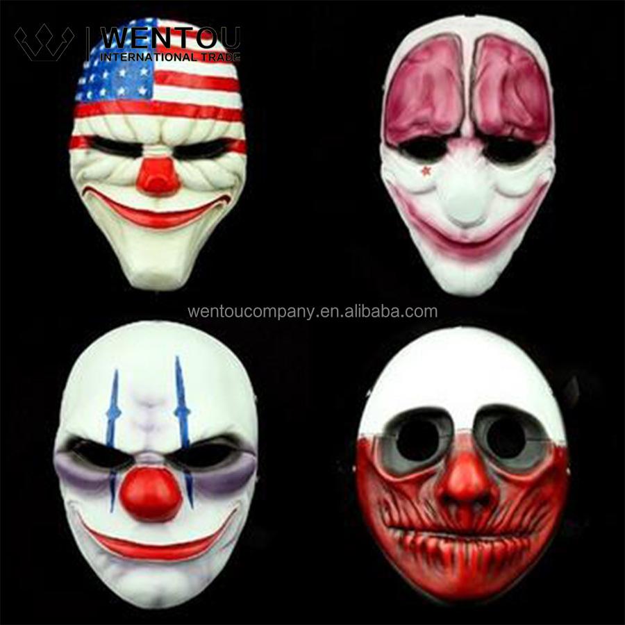 2016 New Clown Halloween Mask - Buy Halloween Mask Product on ...