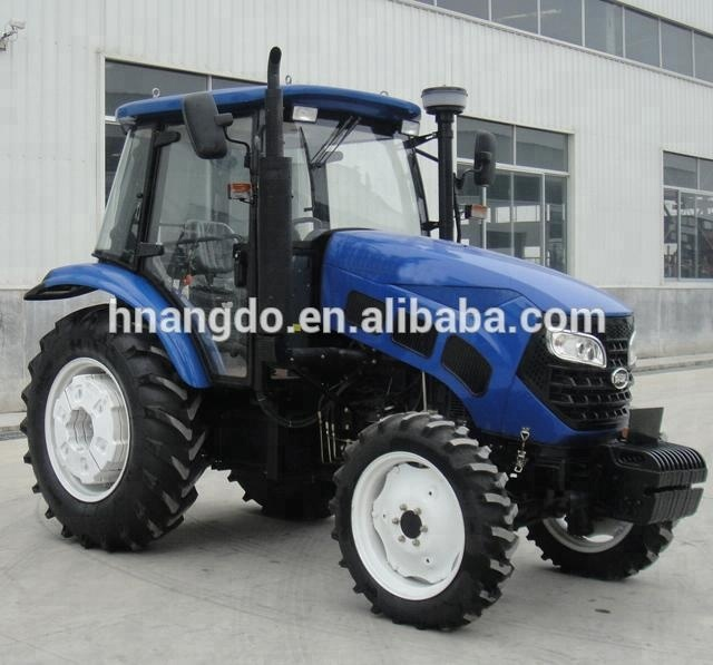 Snow Blade Mounted 4WD 80HP Tractors for Sale