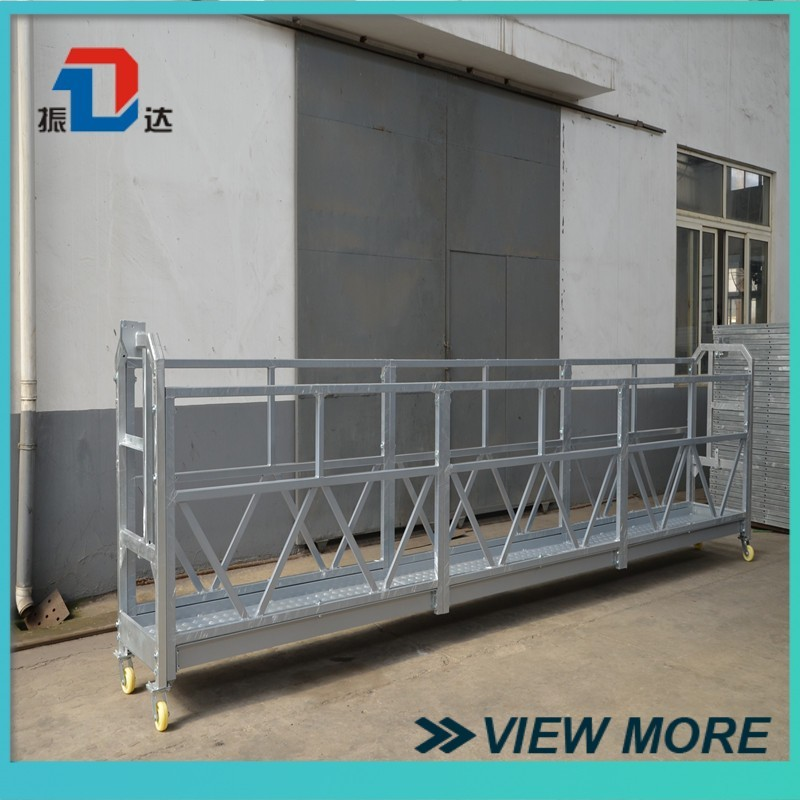 High Efficiency Zlp Series Vfc 2.7 Tons Passenger And Material Lift Good Price With Quality