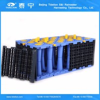 Easy To Use And High Quality High Capacity Plastic Rain Water Harvesting System