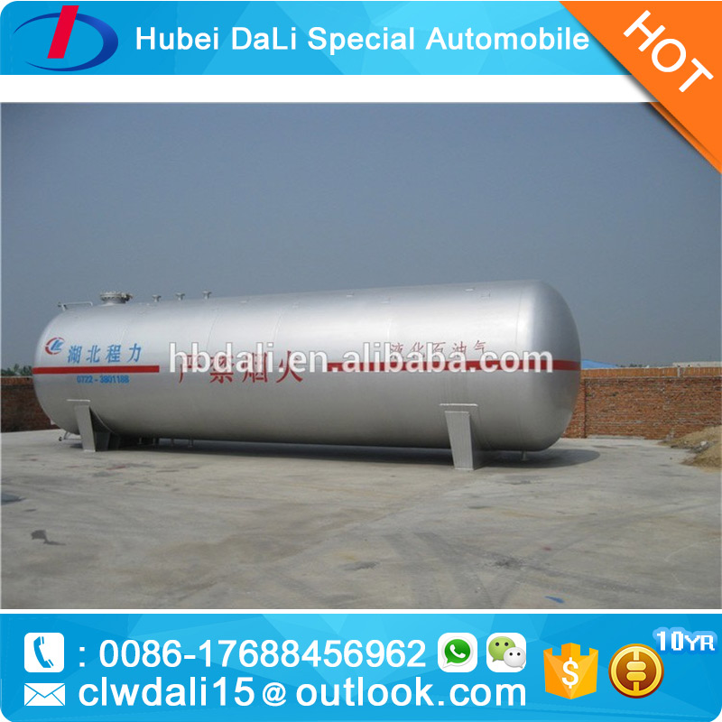 lpg station equipment,lpg tank ,50m3 lpg gas storage tank