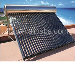 Solar Water Heater Non Pressure Solar Heater Vacuum Tube