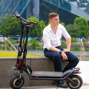 2018 newest Dual motor 60V Dualtron electric e scooter for export