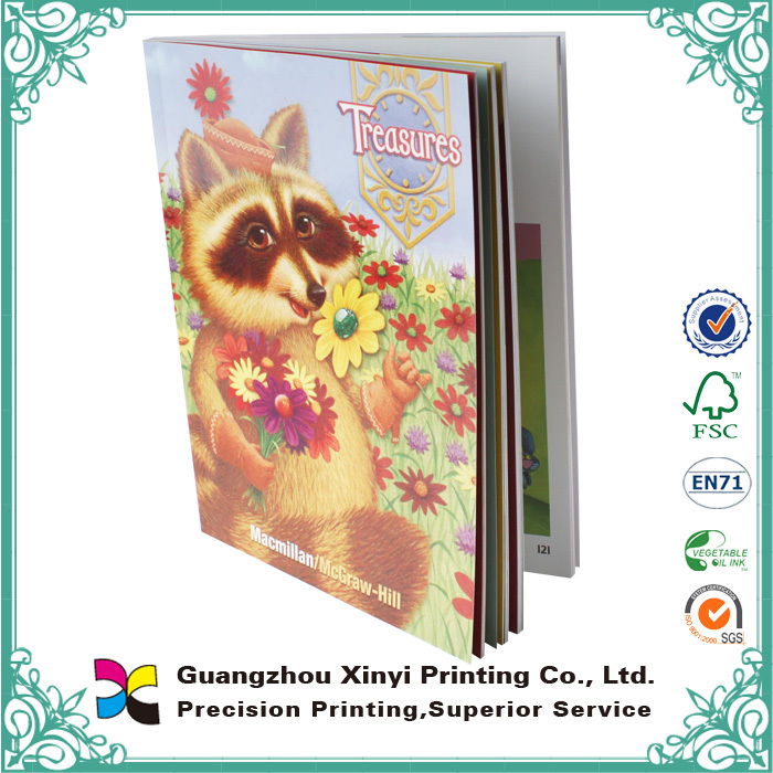 China bulk wholesale harmless coloring custom design kid fairy tale stroy colouring book