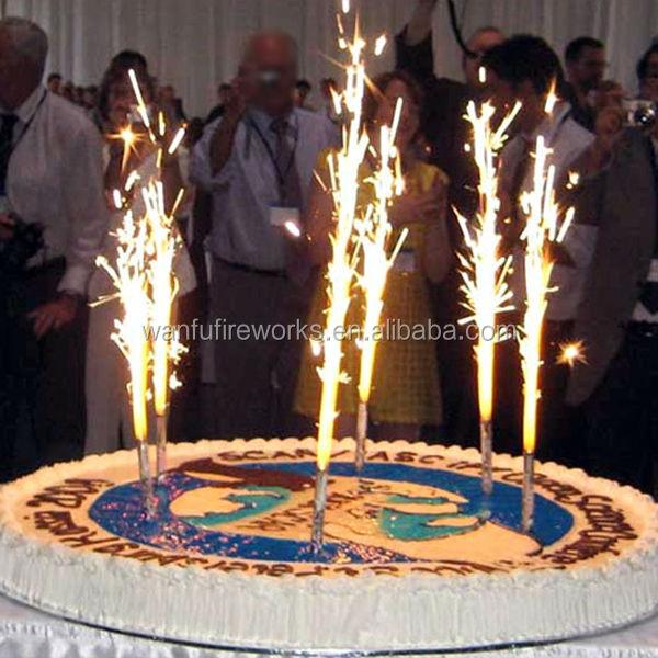 20cm amazing birthday sparkler candles cold fireworks View birthday