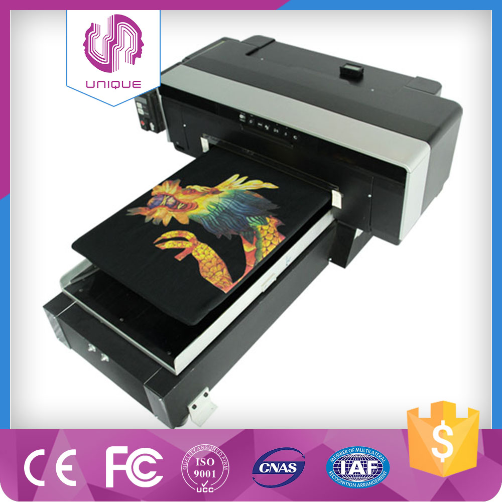 T Shirt Printing Machine Video
