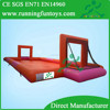 Hot Selling Inflatable Soap Football Field, Soccer arena