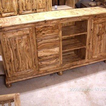 Olive Wood Dresser