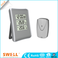 outdoor online digital clock price , unique digital clock with holder