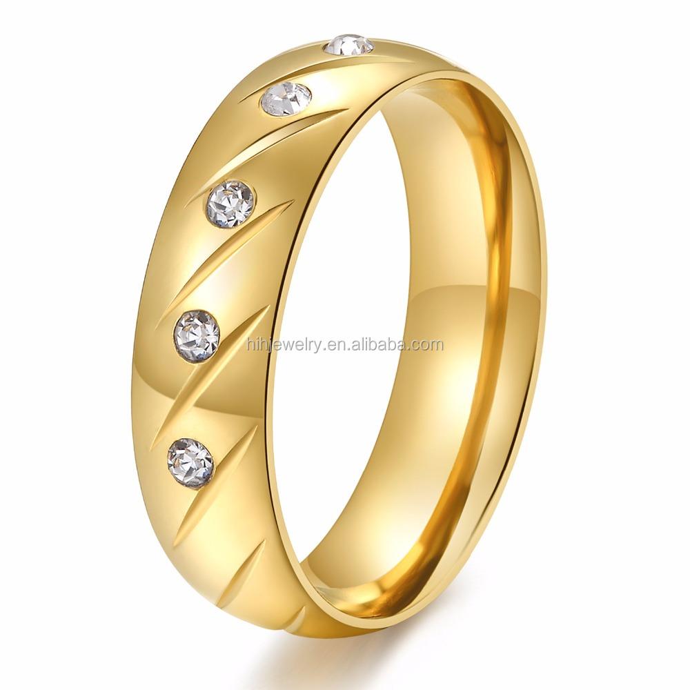 custom stainless steel rings fancy gold ring designs stainless ...