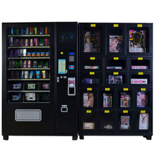 2017 Automatic durex condom and adult suppliers vending machine for sale