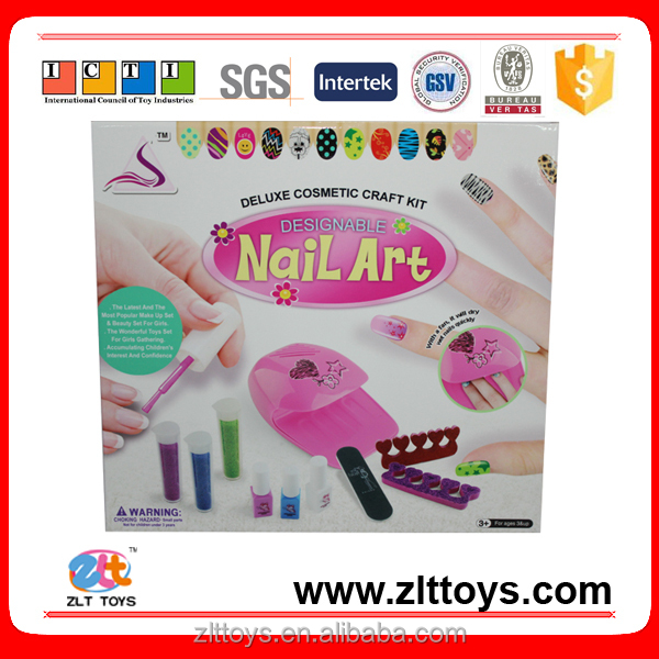 Designable Kids Make Up Toys Nail Art Toys For Kids - Buy Toys For ...