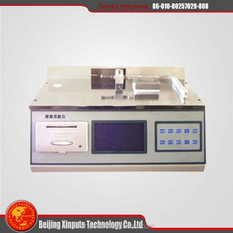 MCY-02 Dynamic/static friction coefficient tester
