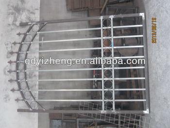 Iron Pipe Gate Design