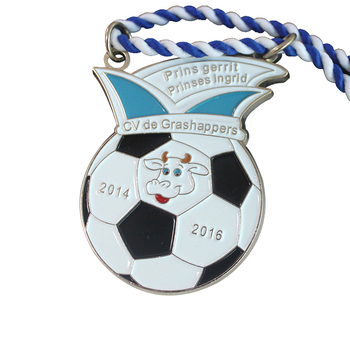 Custom wholesale cheap price sport award medals soccer medals wholesale medals