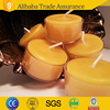 china candle manufacturer 100% pure natural beeswax tealight candle
