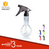 White Transparent Hairdressing 300ml Plastic Spray Bottle