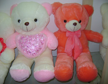 Wholesale Custom Couple Cute Teddy Bears For Valentines Day Buy