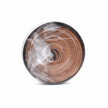 Scented hanging citronella spiral coil Incense in paper box