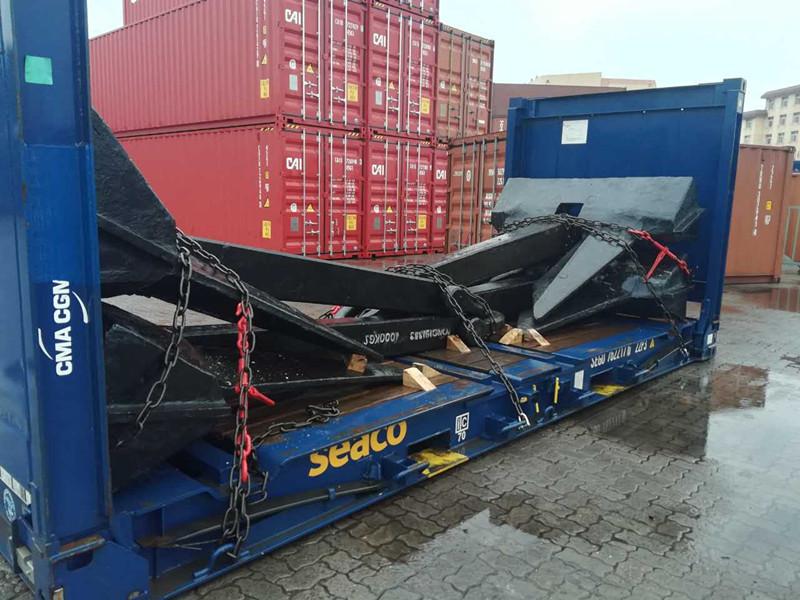 Sea Black Delta Flipper Anchor for sale
