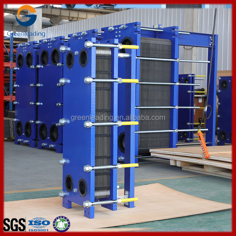Heating or Cooling water heat exchanger for HVAC,Marine, Chemical, Powerplant