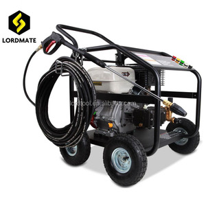 18HP gas powered high pressure washer 4000psi for industrial cleaning