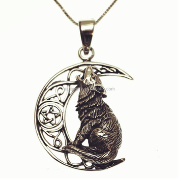 Old silver wolf pendant jewelry for men buy silver wolf pendant old silver wolf pendant jewelry for men aloadofball Choice Image