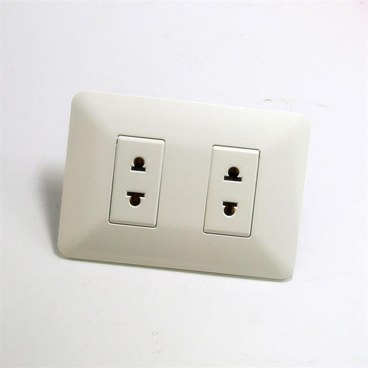Oem Design 1 Gang 15a Socket Us Wall Switch Plug Socket