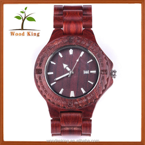 Japanese Movement China Watch Luxury Brand Expensive Digital Waterproof Quartz Custom Logo Wood Watch Dropshipping