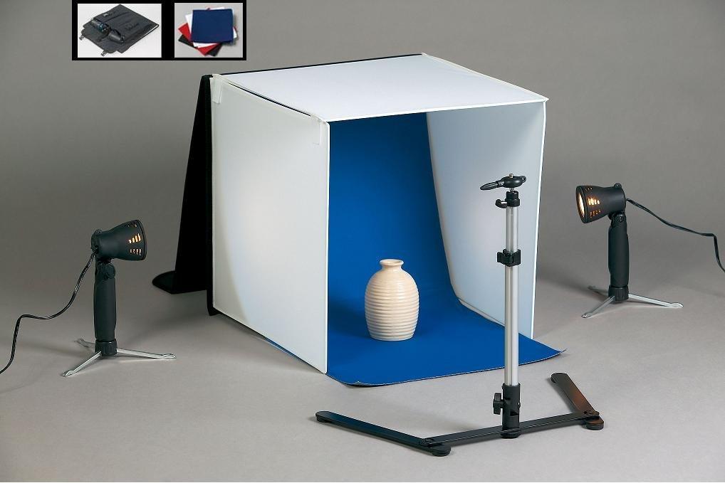 Ardinbir 31 80cm Photography Photo Studio Round Portable White Light Tent Box