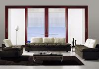 High quality aluminium door flexible window screen