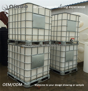 Durable 1000 Litre Ibc Tank Use For Transport Chemical Solvent Buy