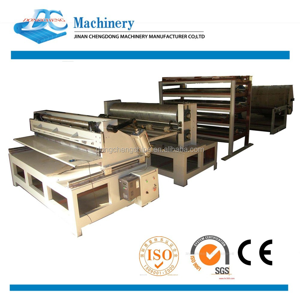 board paper carton/plate laminating machine