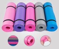 Wholesale Cheap yoga mat material rolls, Procircle Custom Logo PVC NBR TPE Yoga Mat For Sale