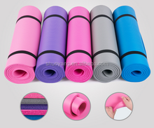 Wholesale Cheap yoga mat material rolls, Procircle Custom Logo PVC NBR TPE Yoga Mat For Sale