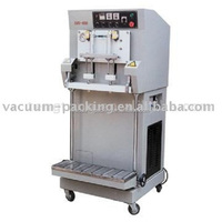 electronic component automatic food external/outward pumping vacuum packing machine
