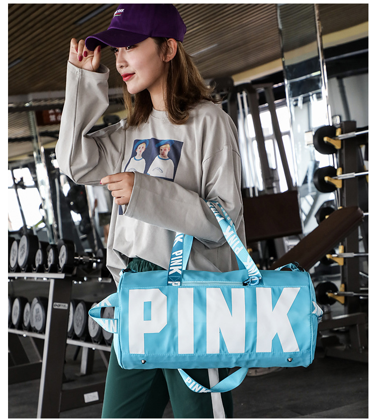 Custom Logo Travel Accessoires Unisex Multifunction Water Resistant OEM  Gym Bag Duffle Bag Sport Fitness Yoga Bags