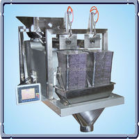 BT-ACZ-D Small 2 Heads Linear digital tea packing machine price for weighing and filling