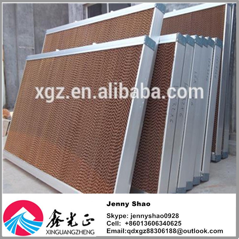 High Quality Prefabricated Commercial Light Steel Structure Chicken Poultry Shed Design