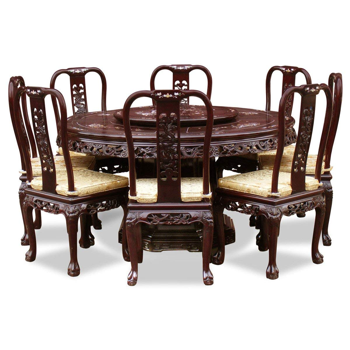 04734d71dc074 Get Quotations · ChinaFurnitureOnline Rosewood Dining Table