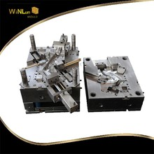 2015 armless plastic dining table injection mold for ottoman (good quality)