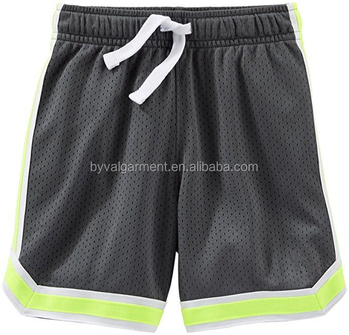 Byval Custom Sport Shorts Pants Breathable Jersey Pants Board Beach Short